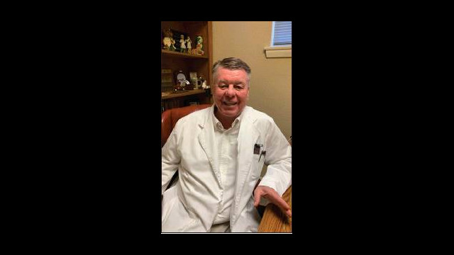 Behind the Stethoscope: Dr. Michael Watson